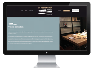 Website De Heerekamer Lisse